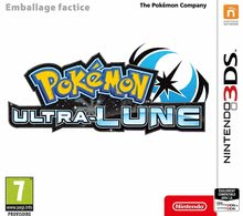 Emballage de Pokémon Ultramond [3DS]