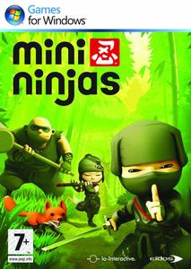 Packaging of Mini Ninjas [PC]