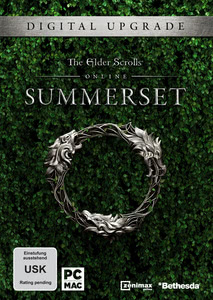 Verpackung von The Elder Scrolls Online: Summerset Upgrade Standard Edition [PC / Mac]