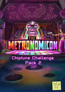 Packaging of The Metronomicon Chiptune Challenge 2 [PC]