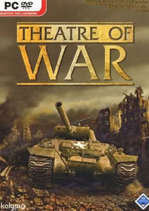 Verpackung von Theatre Of War Englisch [PC]