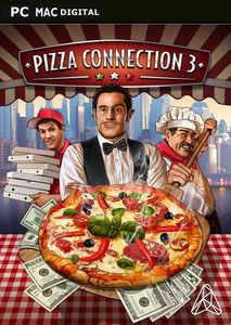 Packaging of Pizza Connection 3 [PC / Mac]