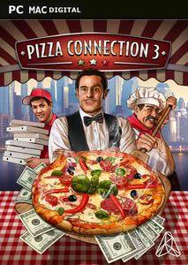 Verpackung von Pizza Connection 3 [PC / Mac]