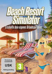 Verpackung von Beach Resort Simulator [PC]