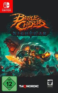 Verpackung von Battle Chasers: Nightwar [Switch]