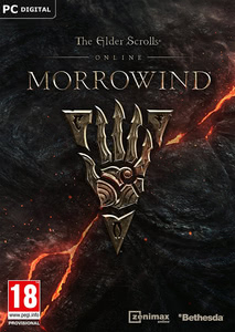 Packaging of The Elder Scrolls Online: Morrowind [PC]
