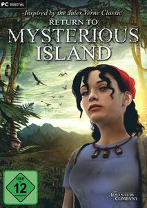 Verpackung von Return to Mysterious Island 1 [PC]