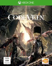 Verpackung von Code Vein [Xbox One]