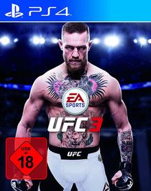 Verpackung von EA SPORTS UFC 3 [PS4]