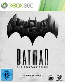 Verpackung von Batman: A Telltale Game Series [Xbox 360]