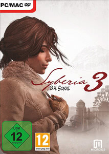 Verpackung von Syberia 3 [PC]
