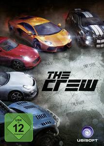 Verpackung von The Crew [PC]