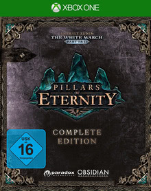 Verpackung von Pillars of Eternity - Complete Edition [Xbox One]