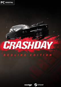 Packaging of Crashday Redline Edition [PC]