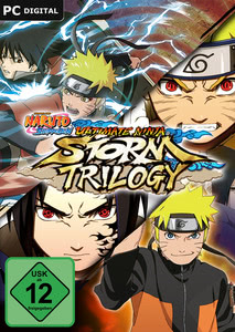 Verpackung von Naruto Shippuden Ultimate Ninja STORM Trilogy [PC]