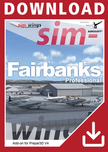 Packaging of Prepar3D V4 Sim-wings - Fairbanks professional [PC]