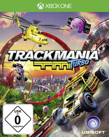 Verpackung von Trackmania Turbo [Xbox One]