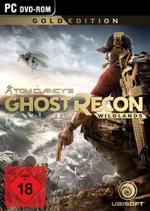 Verpackung von Tom Clancy's Ghost Recon Wildlands Gold Edition [PC]