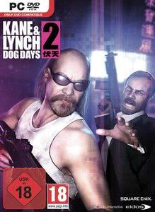 Verpackung von Kane & Lynch 2: Dog Days [PC]
