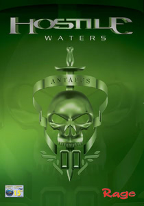 Packaging of Hostile Waters: Antaeus Rising [PC]