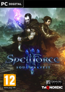Packaging of SpellForce 3 Soul Harvest [PC]