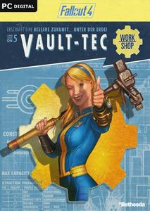 Verpackung von Fallout 4 Vault-Tec Workshop [PC]