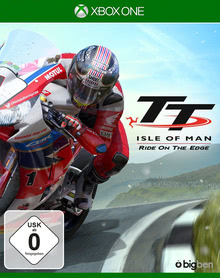 Verpackung von TT Isle of Man: Ride on the Edge [Xbox One]
