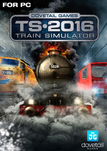 Packaging of Dovetail Games Train Simulator 2016 [PC]