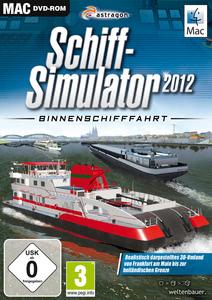 Verpackung von Schiff-Simulator 2012 - Binnenschifffart [Mac]