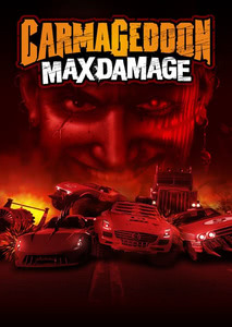 Packaging of Carmageddon: Max Damage [PC]