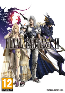 Packaging of Final Fantasy IV [PC]