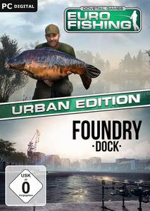 Packaging of Euro Fishing: Urban Edition [PC]