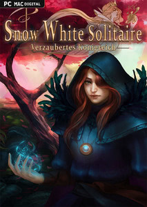 Verpackung von Snow White Solitaire. Charmed Kingdom [PC / Mac]