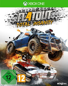 Verpackung von Flatout 4: Total Insanity [Xbox One]