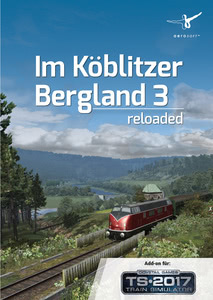 Packaging of Train Simulator Mountain Route 3 reloaded [PC]