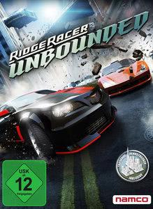Verpackung von Ridge Racer Unbounded [PC]