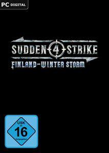 Verpackung von Sudden Strike 4 Finland - Winter Storm [PC / Mac]