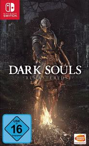 Verpackung von Dark Souls Remastered [Switch]