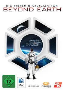 Verpackung von Civilization: Beyond Earth [Mac]
