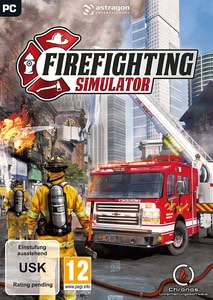 Verpackung von Firefighting-Simulator [PC]