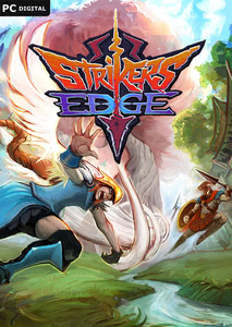 Packaging of Strikers Edge [PC / Mac]