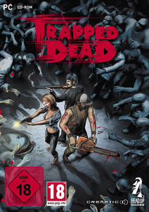 Verpackung von Trapped Dead [PC]