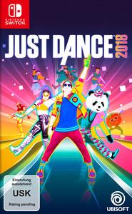 Verpackung von Just Dance 2018 [Switch]