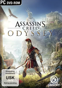 Verpackung von Assassin's Creed Odyssey [PC]