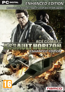 Packaging of Ace Combat Assault Horizon Enhanced Edition [PC]