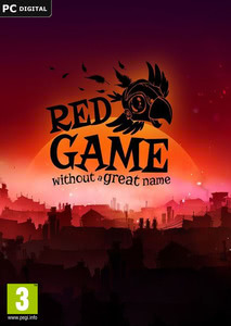 Packaging of Red Game Without a Great Name [PC]