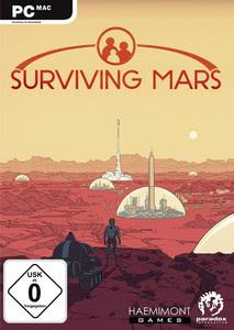 Verpackung von Surviving Mars [PC / Mac]
