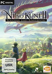 Verpackung von Ni No Kuni 2 [PC]