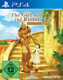 Verpackung von The Girl and the Robot Deluxe [PS4]