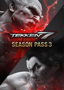 Verpackung von Tekken 7 Season Pass 3 [PC]